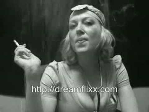 Retro Smoking Commercial Spoof