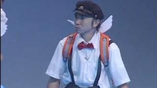 よゐこが毎年行っている、子供に大人気の公演。2007年公演のクライマッ...