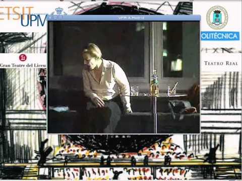 """Conferencia Ópera Oberta: """"La Ópera o el Teatro de las emociones"""", por Gerard Mortier"""