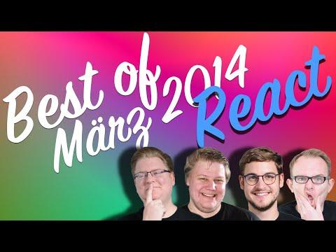 REACT: Best of März 2014