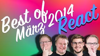REACT: Best of März 2014