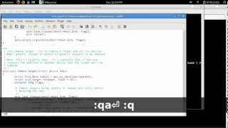 linux stable screencast
