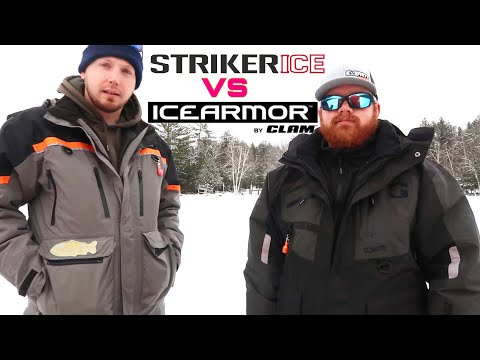 Striker Climate Jacket VS. Ice Armor Ascent Jacket