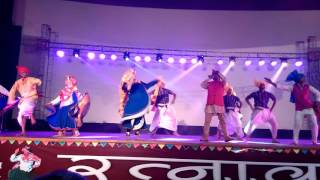 KUK Ratnawali Festival 2015 Title Song Performed