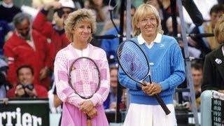 WTA 40 LOVE Story presented by Xerox | Episode 4: 1984 - Rivalries: Navratilova vs Evert