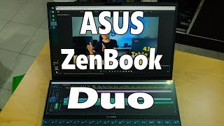 How's it like to use the ASUS ZenBook Duo?