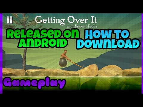 getting over it game download ios