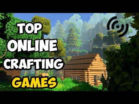Top 5 Online Crafting Games Ll How To Play Minecraft Online For Free Youtube