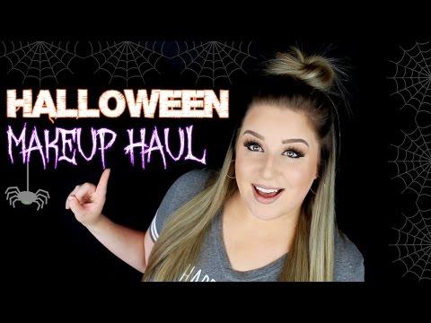 Halloween Makeup Haul