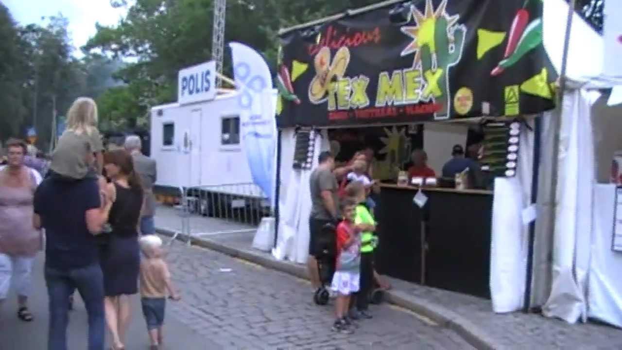 Malmö festival mat - YouTube