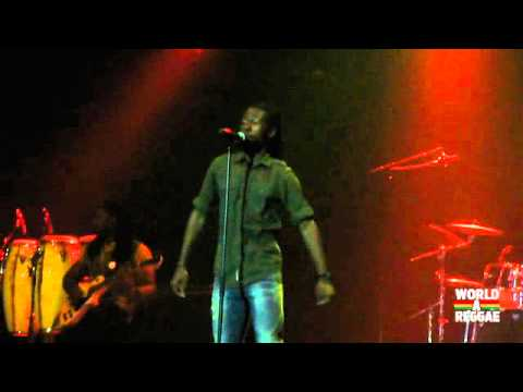 Jah Cure - You'll Never Find - Live at Amsterdam Reggae Festival 2011