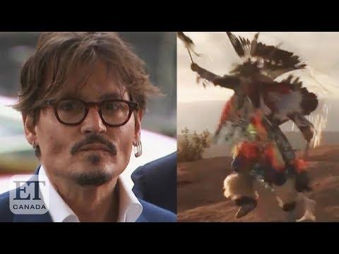 Johnny Depp Responds To Dior Backlash