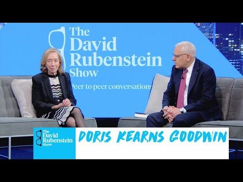 The David Rubenstein Show: Doris Kearns Goodwin
