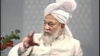 Liqa Ma'al Arab 15 Aug 1996 Question/Answer English/Arabic Islam Ahmadiyya
