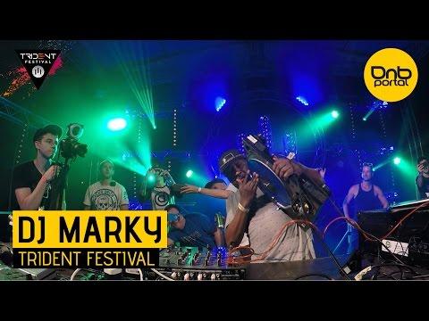 Dj Marky - Trident Festival 2016 [DnBPortal.com]