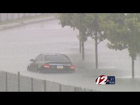 Arthur Causes Serious Flooding in New Bedford