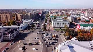 Покровская ярмарка Тамбов осень 2018 год