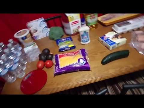 How to do the atkins diet (meal prep)