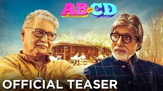 AB AANI CD - OFFICIAL TEASER | Amitabh Bachchan | Vikram Gokhale | Sayali Sanjeev | 13th March 2020