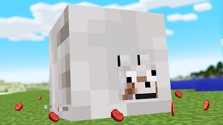 Minecraft mobs if they ate Too much