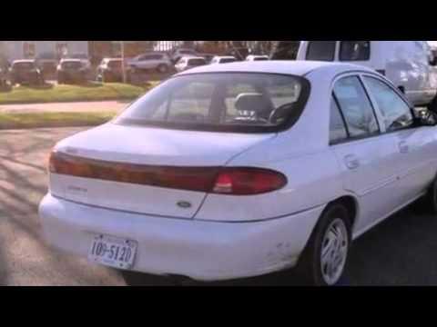Escort Richmond Va >> 2002 Ford Escort Richmond Va