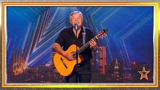 Este chileno canta por todos sus compañeros asesinados | Audiciones 3 | Got Talent España 2019