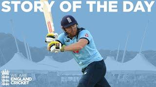Bairstow Hits 82 From 41 to Grab Win! | England v Ireland 2nd Royal London ODI 2020
