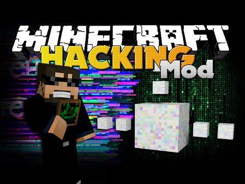 Minecraft Mod - Hacking Mod - New Hacks And Exploits