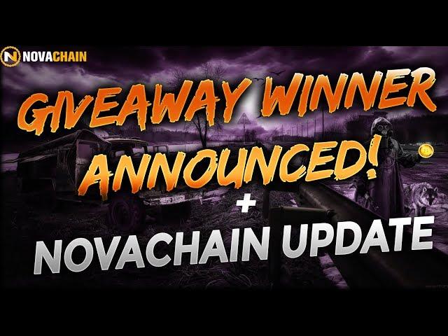Giveaway Winner Announced! Novachain Rex Bot Update!