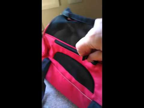 Great Oxgord Pet Carrier Soft Sided Cat Dog Comfort Quot Faa