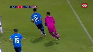 Сальвадор  1-0  Панама видео
