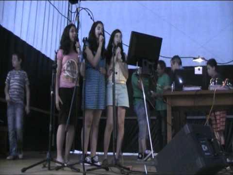 Karaoke, festas S. Pedro de Castelões 2012