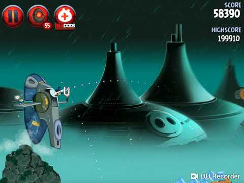 Angry Birds Star Wars 2 all bosses.