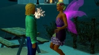 DIE SIMS 3 - SUPERNATURAL | Feature Preview-Trailer [HD]