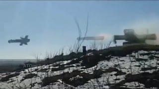 War Ukraine: Уничтожение танка ПТУРом / last news, Donetsk, Mariupol, АТО, ВСУ
