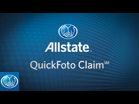 QuickFoto Claim℠ How To | Allstate Mobile Apps