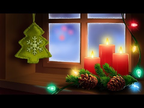 5 Hours of Christmas Music & Winter Music
