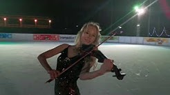 Dance Monkey - Tones And I Ice performance violin cover by Sandra Cygan instrumental