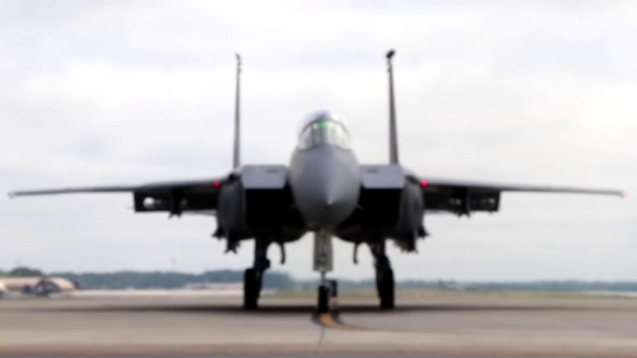 Download F-15E Strike Eagle 17-DBE Class Video