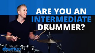 Are You An Interṁediate Drummer? (How To Tell)