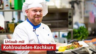 Urlaub mit Kohlrouladen Kochkurs in Neumünster
