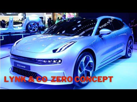 Vorgestellt: Elektroauto Lynk & Co ZERO concept