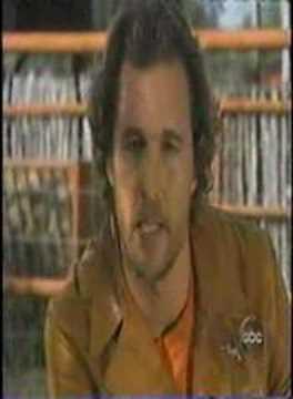 Will Ferrell & Mathew McConaughey