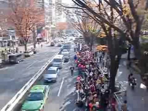 【デモ行進】大デモ 2013.12.7