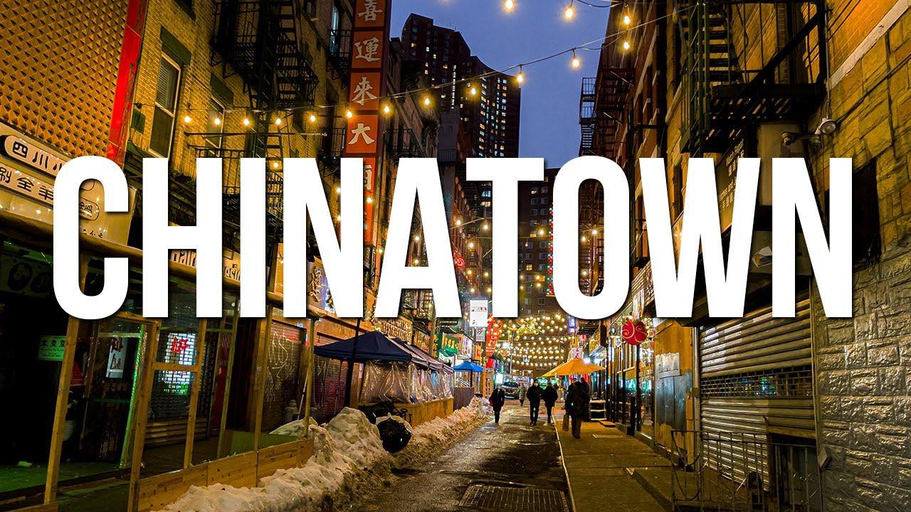 COMO É A CHINATOWN EM NOVA YORK? ROTEIRO PELO BAIRRO