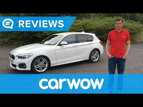 BMW 1 Series 2017 Hatchback review | Mat Watson Reviews