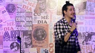 AFONSO PADILHA - O DIA QUE UMA TERCEIRA MINA TENTOU ME DROGAR