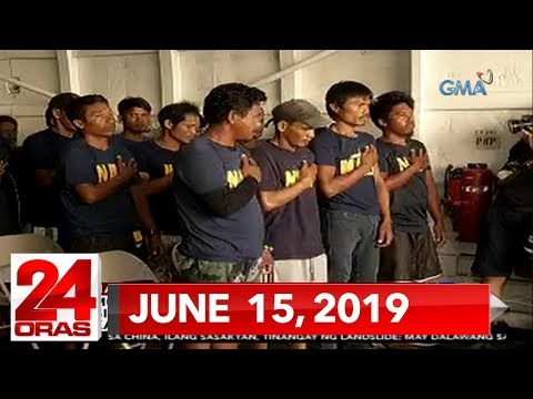 24 Oras Weekend: June 15, 2019 [HD]