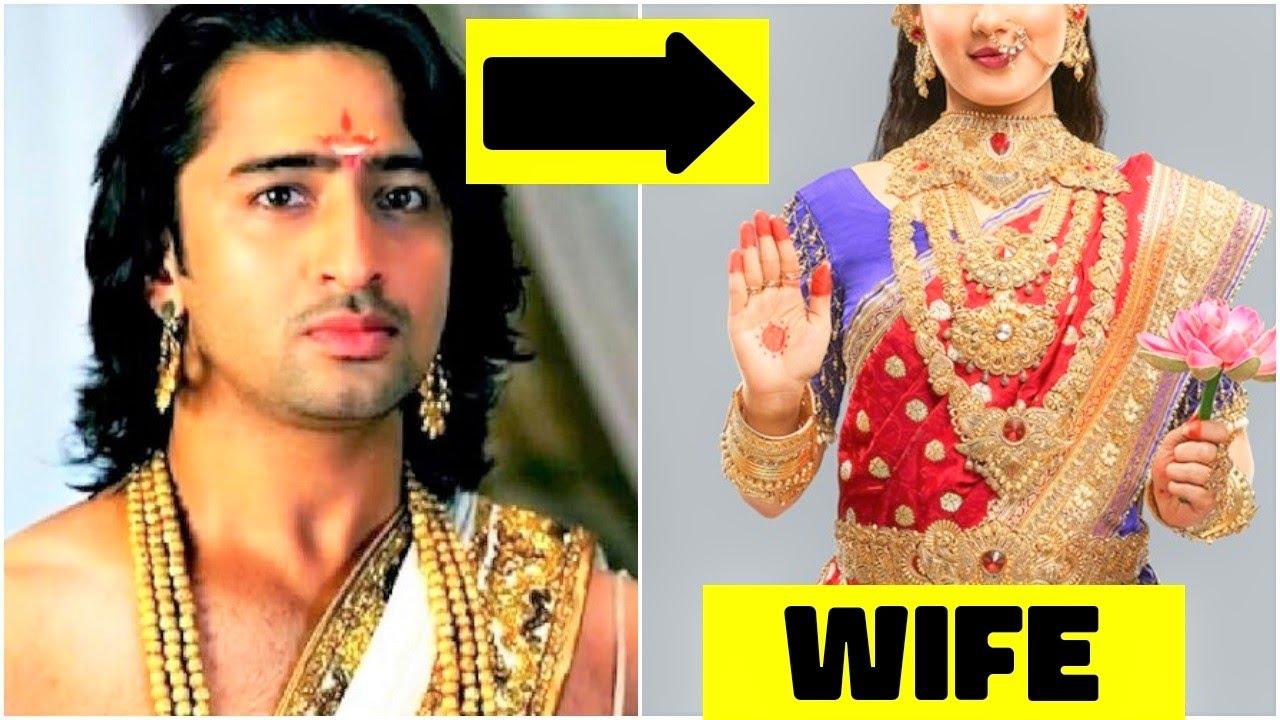 "Download Real Life Love Partners of "" Mahabharat "" STAR CAST"