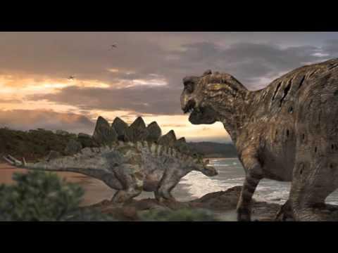 гадрозавр картинка